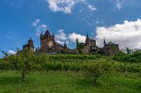 view of Reichsburg Cochem