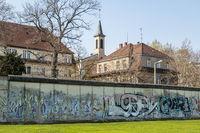 Gedenkstätte Berliner Mauer, Deutschland, Berlin Wall Memorial, Germany
