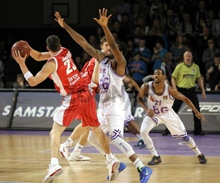 BBL 2011/2012 BG Göttingen vs. Brose Baskets