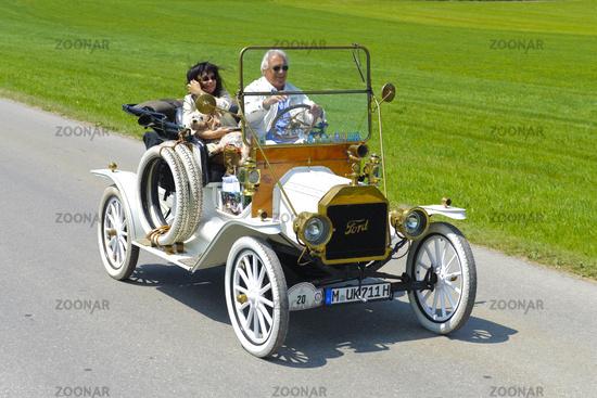 Oldtimer Ford T Roadster