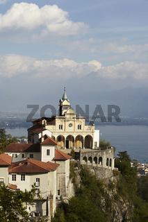 Lago Maggiore - Madonna del Sasso