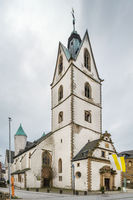 Busdorf Church, Paderborn, Germany