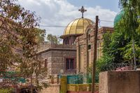 Chapel of the Tablet Aksum Ethiopia