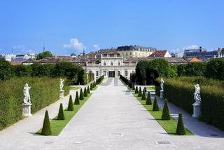 Schloss Belvedere - Wien
