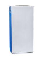 Blank rectangular packaging carton drink box