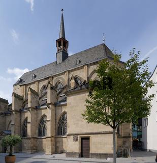 die gotische Antoniterkirche auf der Schildergasse in Köln