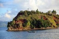 Molukkische Inselwelt um die Insel Muari
