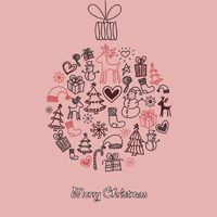 Cute Christmas ball