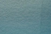 Synthetic blue leather for background. Close-up texture decoration material