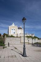 Villa am Aussichtspunkt der Bastion Malmousque von Marseille
