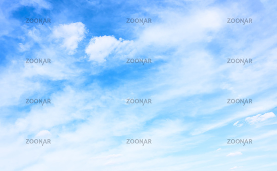 Background with sky and clouds
