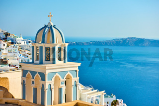 Greek landscape - Santorini
