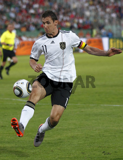 Hungary vs. Germany (0-3) friendly football match