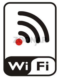 wi fi sign