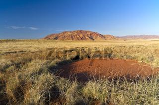 Feenkreise im Namib-Rand-Naturpark