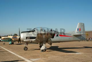 T-28 Fennec trainer plane