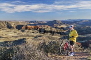 mountain biking in Colorado