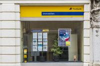 Filiale der Postbank in Kempten