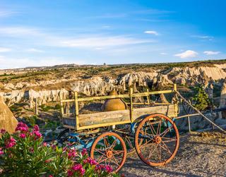 Cart in Cappadocia