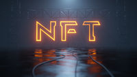 neon light sign nft