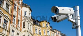 Videoüberwachung im öffentlichen Raum