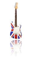E-Gitarre, Union Jack