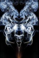 rauch gespiegelt