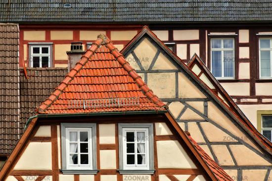 Fachwerk Fassaden