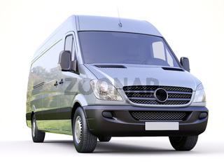 Commercial van