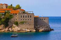Island Sveti Stefan - Montenegro