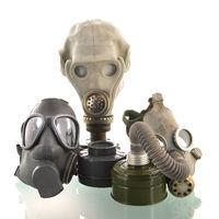Military gaz masks