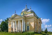 Borisoglebsky Cathedral, Staritsa, Russia
