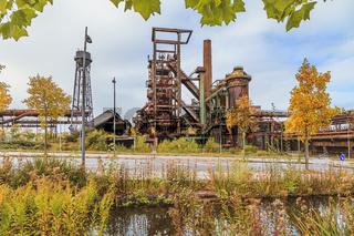 Phönix-West in Dortmund Hörde