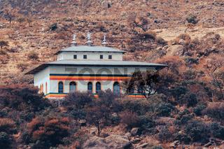 Rural Orthodox Christian Church, Ethiopia