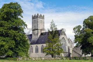 St. Nicholas Kirche, Adare, C. Limerick, Irland