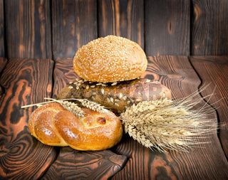 Bread Food background