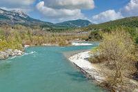 Verdonfluss,Verdonschlucht,Provence,Frankreich