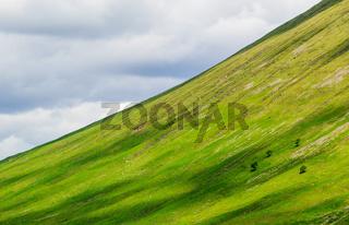 scotland green highlands