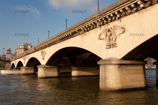 Pont d'Iena, Paris, Ile de France, France