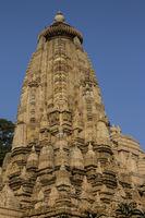Parsvanath Temple of the Jain Temples complex in Khajuraho