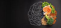 Food for healthy brain