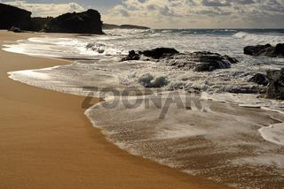 Portugal: Praia da Cerca Nova in Porto Covo