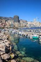 Monaco From Port Hercule