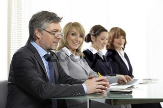 Bürokonferenz
