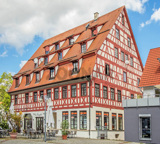 Stadtmitte Balingen, Zollernalbkreis, Baden-Württemberg