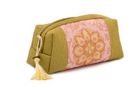 beautiful cosmetic bag in the oriental style