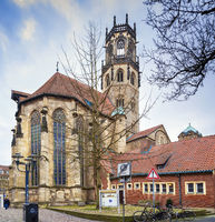St. Ludgeri church, Munster, Germany