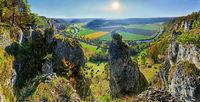 Kalkfelsen bei Arnsberg