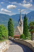 Tramin an der Weinstrasse,Südtirol,Italien