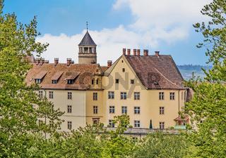 Schloss Heiligenberg, Linzgau, Baden-Württemberg